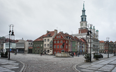 Vieille Ville de Poznan