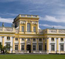 Palais de Wilanow, Varsovie