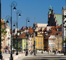 Rue Krakowskie Przedmiescie