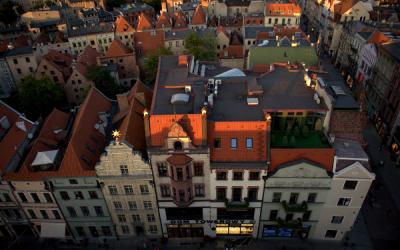 Torun - ville médiévale