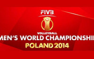 EVENTS IN POLAND: The XVIII Men's Volleyball World Championship, 30.08 - 21.09.2014