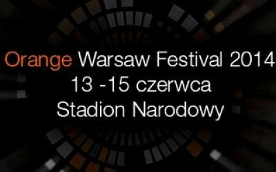 Orange Warsaw Festival 2014 13-15 June
