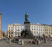 Place Principale de Cracovie
