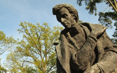 Monument de Frederic Chopin