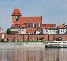 Torun - Ville de Copernic