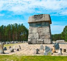 Mémorial de Treblinka