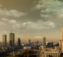 Séjour à Varsovie