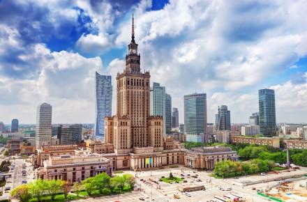 Centre de Varsovie
