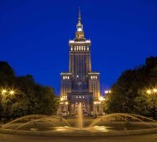 Palais de la Culture et de la Science, Varsovie