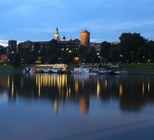 Colline de Wawel, Cracovie