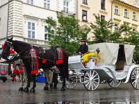 Horse cab, Poland