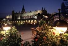 Sukiennice, Place Principale de Cracovie