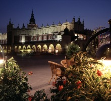 Sukiennice, Place Principale de Cracovie