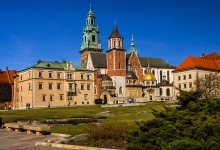 Cathédrale Wawel, Cracovie