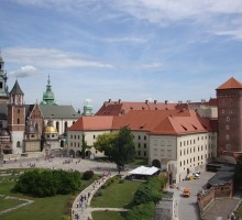 Colline de Wawel, Cracovie