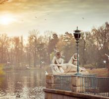 Parc de Lazienki