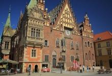 Ostrow Tumski à Wroclaw