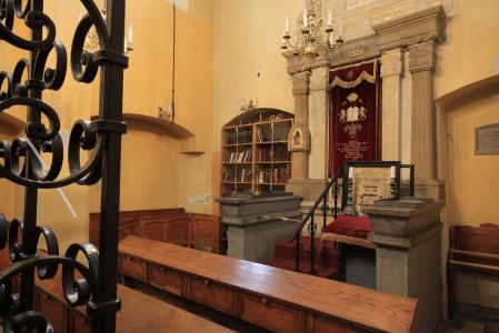 Synagogue, Cracovie