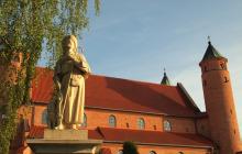 Eglise à Brochow