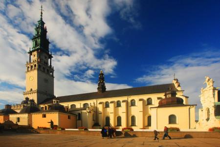 Czestochowa, Santuaire de Jasna Gora
