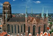 Gdansk, Eglise St. Marie