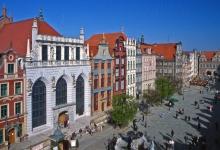 Gdansk, Vieille Ville