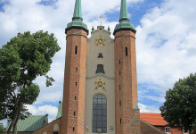 Gdansk, Cathédrale Oliwa