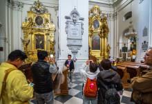 Eglise de la Sainte Croix, Varsovie