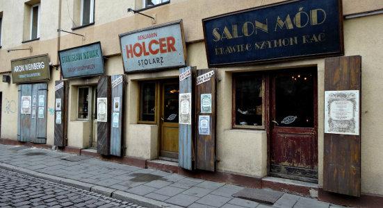 Quartier de Kazimierz, Cracovie