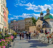 Vieille Ville de Cracovie