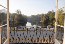 Vue du Palais sur l'Ile, Varsovie