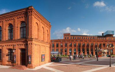 Lodz, Manufacture
