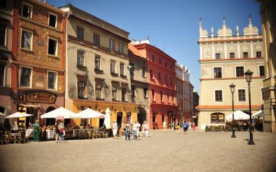 Vieille Ville de Lublin