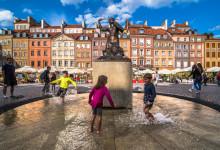 Place principale de la Vieille Ville, Varsovie