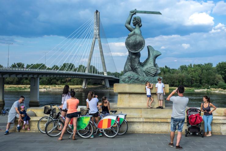 Sirène de Varsovie